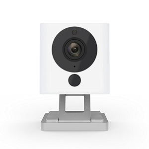 Wyze Cam 1080p HD Indoor Wireless Smart Home Camera with Night Vision, 2-Way Audio, White - Farmer Brad LLC
