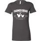 OFFICIAL FARMER BRAD (Bella Womens Shirt) - Farmer Brad LLC