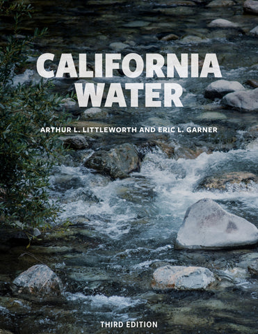 California Water, 3rd edition - Available Now!