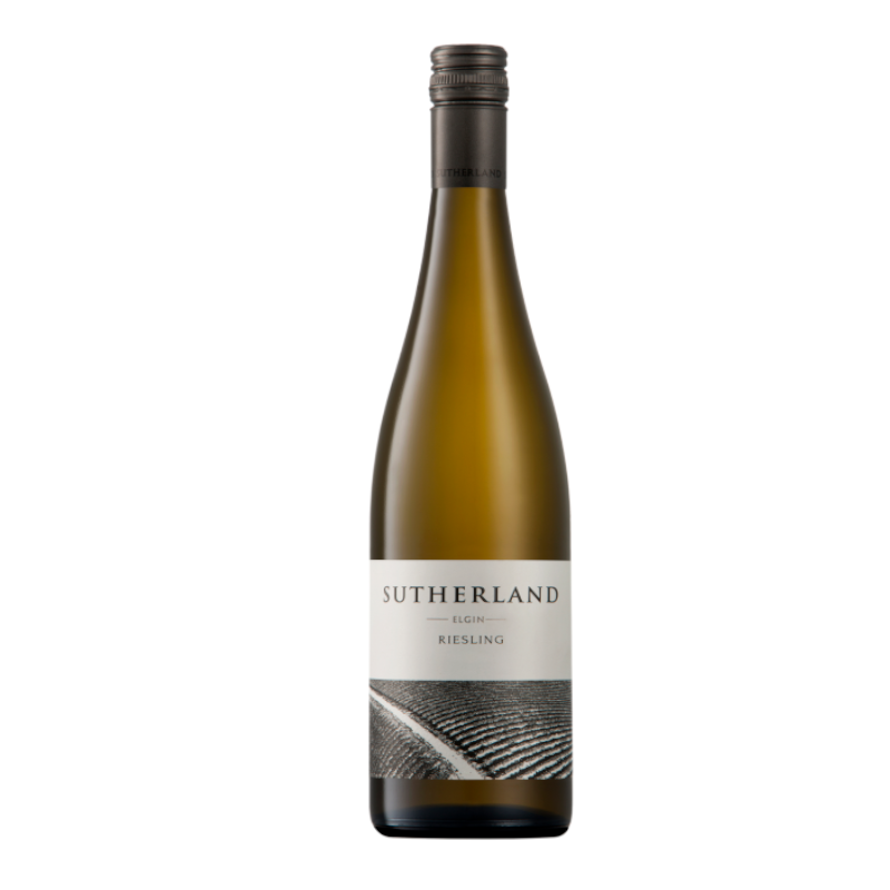 Sutherland Riesling 2017 (6/case) (R104/BOTTLE)