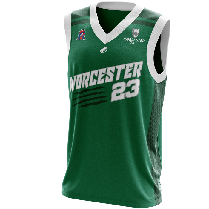 Worcester 78's Jersey (Home)