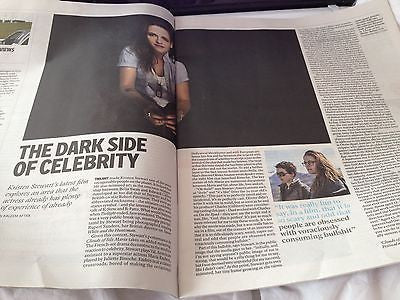Clouds of Sils Maria KRISTEN STEWART NEW PHOTO INTERVIEW BEN WHISHAW ROGER MOORE