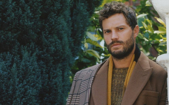 UK STYLE Magazine October 2018: JAMIE DORNAN COVER INTERVIEW