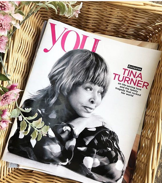 UK You Magazine October 2018: Tina Turner Cover Exclusive