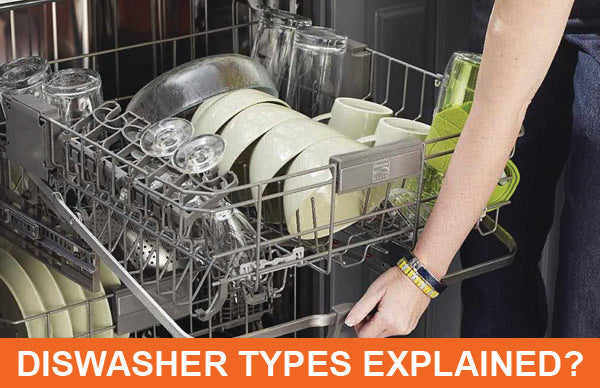 Dishwasher Types Explained!