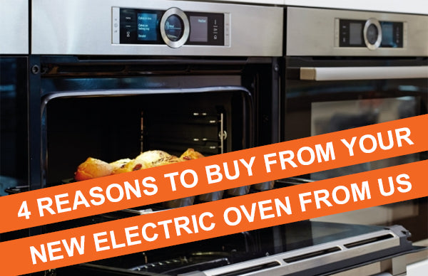 Why purchase your next oven from us?