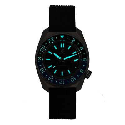 BOLDR Globetrotter Black Blue