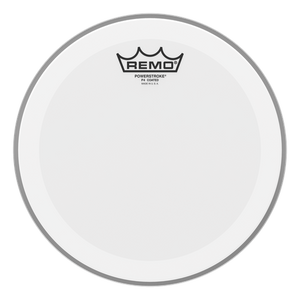"Remo 10"" Powerstroke 4 coated - soundstore-finland"