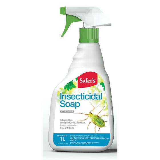 Safer's Insecticidal Soap