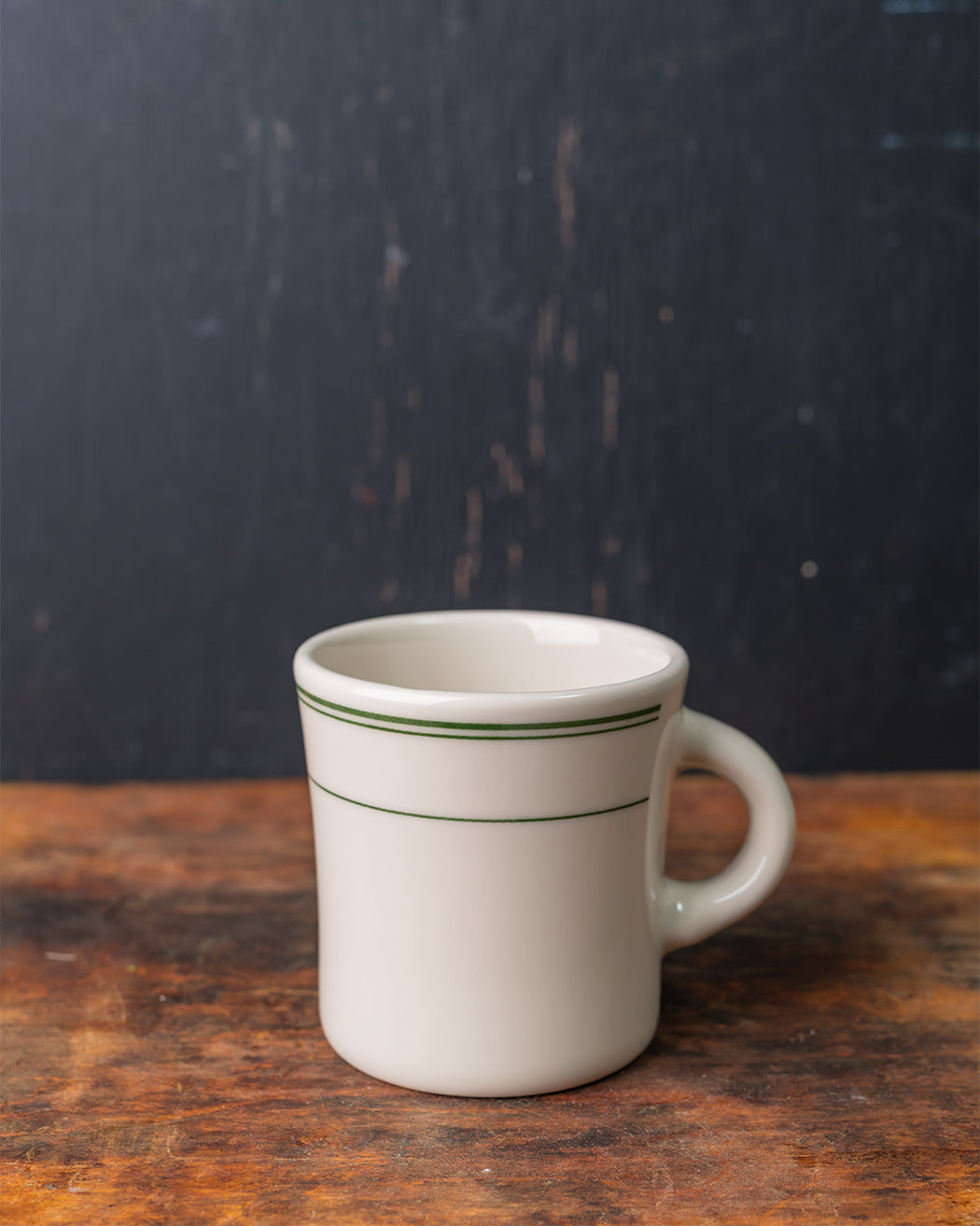 Green Band Mug - Fishs Eddy