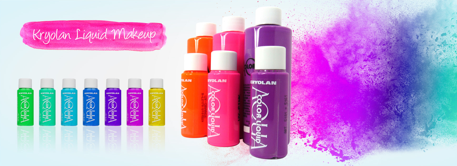 Kryolan Liquid Makeup