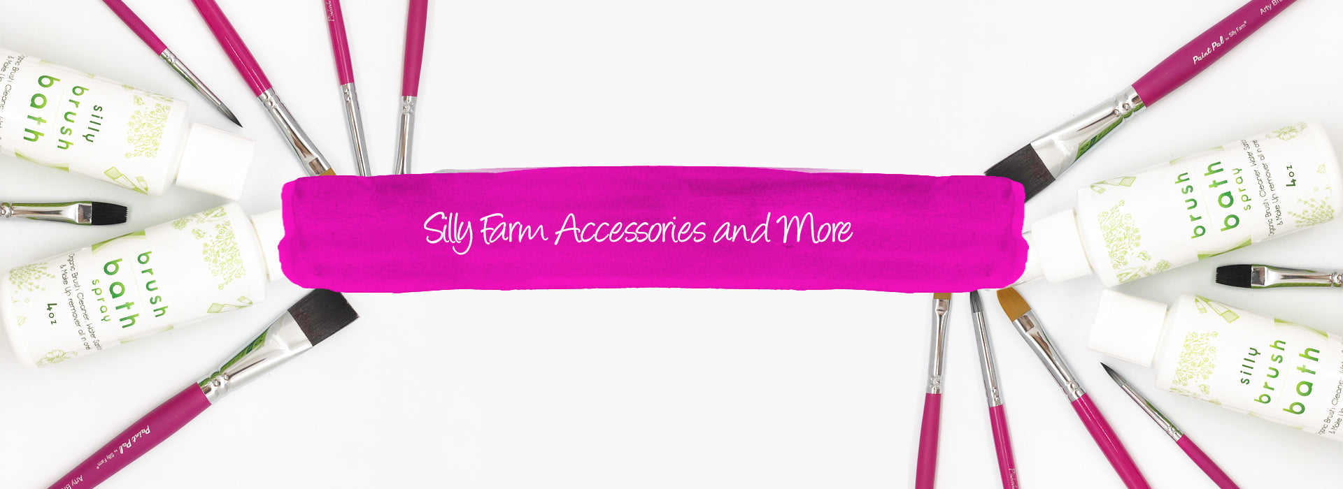 Silly Farm Accessories & More
