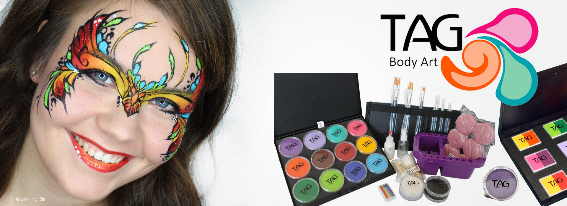 TAG Face Paint