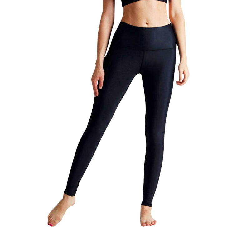 Yoga tights Basically Shiny Perfect Black