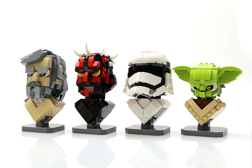 instructions for complete wave 1 of our custom lego star