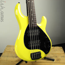 Ernie Ball Music Man StingRay 5 HH Special HD Yellow