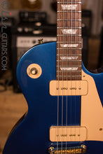 Gibson Les Paul Studio GEM Sapphire Limited Edition P90's [Used]