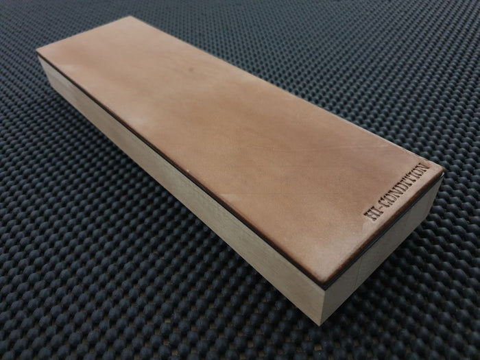 Japanese Sharpening - Leather Strop Australia