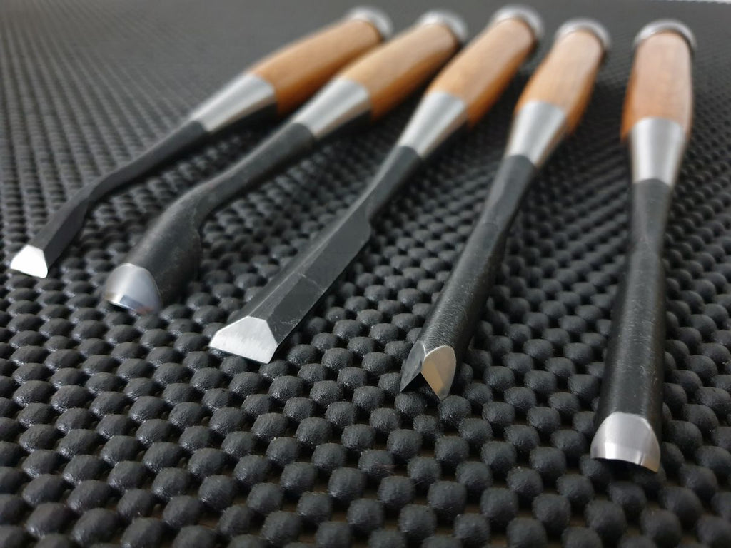 Japanese Carving Chisels Woodworking Tools Japan