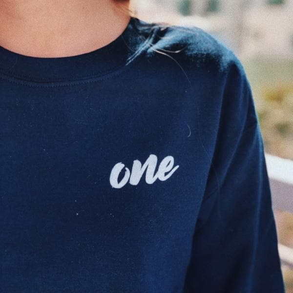 One/Tiger Tiger Sweatshirt (Navy)