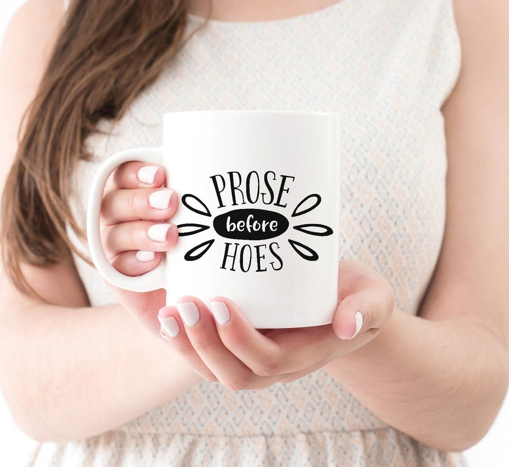 Coffee Mug - Prose Before Hoes