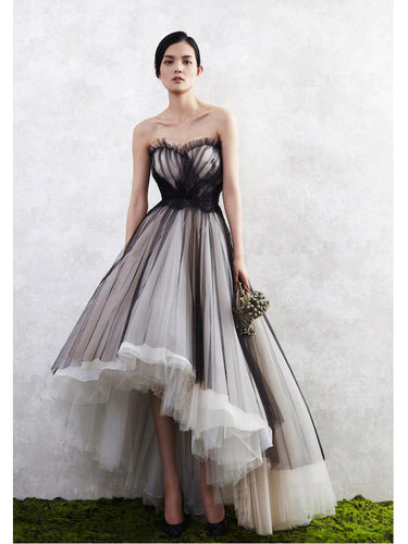 Prom Dresses Tulle Ball Gown Tulle Prom Dress/Evening Dress #JKL008