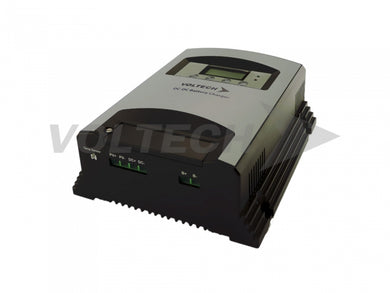 12 VOLT 30 AMP DC TO DC BATTERY CHARGER WITH MPPT SOLAR CHARGE CONTROLLER VOLTECH