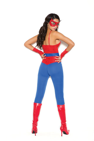 Spider Super Hero Costume-costumes-Elegant Moments-Nakees