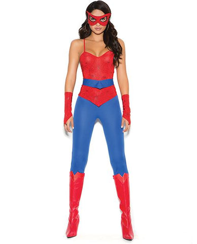 Spider Super Hero Costume-costumes-Elegant Moments-small-blue-Nakees