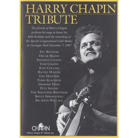 The Harry Chapin Tribute DVD