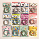 Disney Washi Tapes Alice in Wonderland Washi Tape Toy Story Winnie the Pooh Bambi Mickey Mouse Stitch Deco Tapes