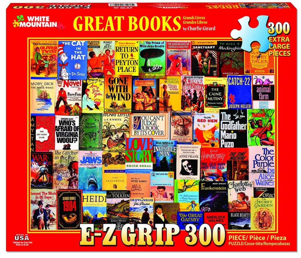 Great Books - 300 Pieces