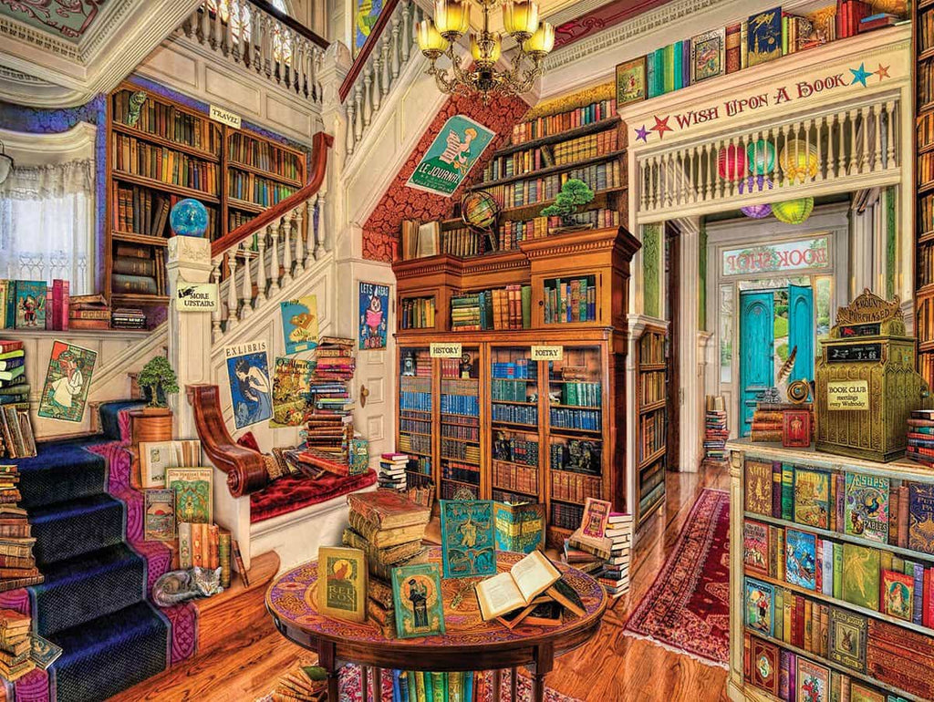 Readers Paradise - 1000 Pieces