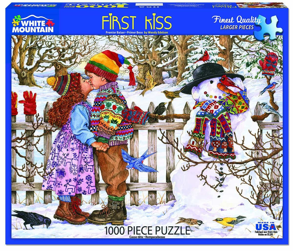 First Kiss - 1000 Pieces
