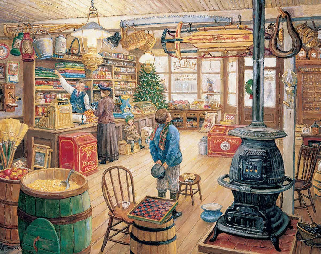 The Olde General Store - 1000 Pieces
