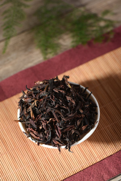 Purple Wild Buds Black Tea from Dehong