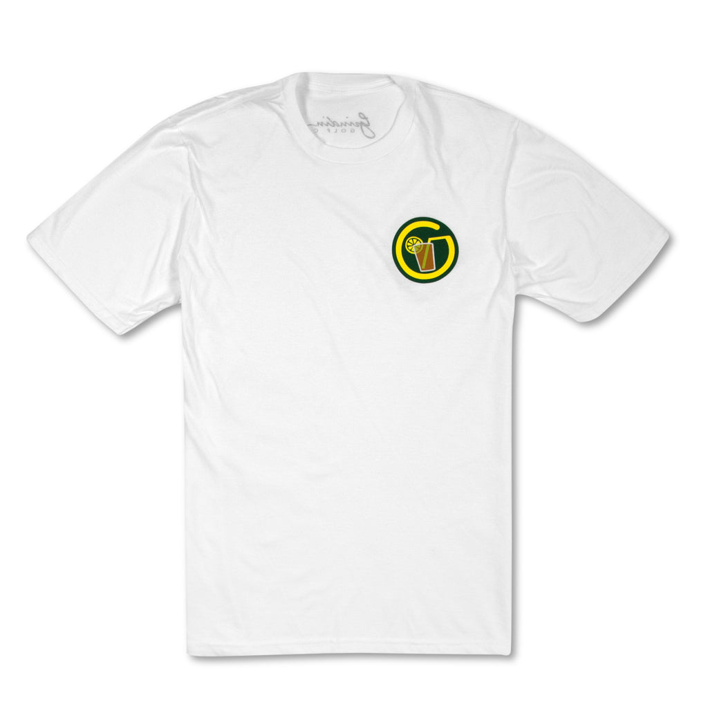 "Circle ""SWEET"" Tea T-Shirt - White"