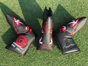 Black Arkansas Use Only Putter Cover