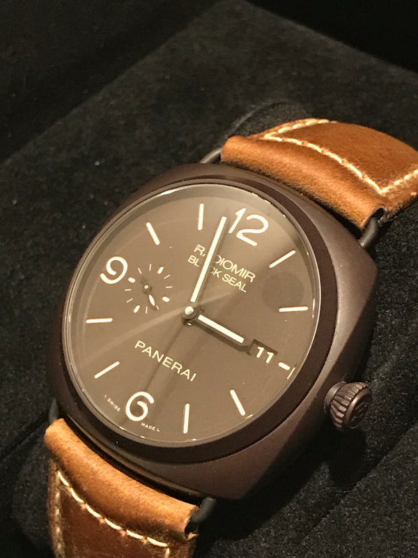 Panerai Radiomir Composite Black Seal 3 Day Automatic, PAM 505