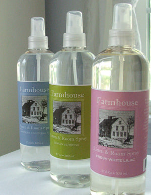 Farmhouse Linen and Room Spray by Sweet Grass Farm