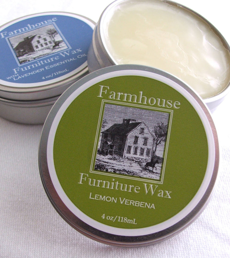 Farmhouse Furniture Wax by Sweet Grass Farm