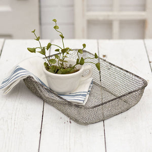 Wire Tray Basket