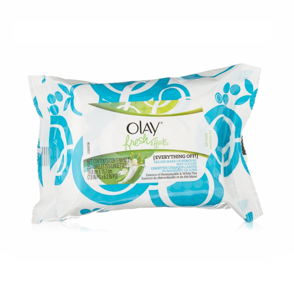 Olay Fresh Effects Deluxe Makeup Removal Cloths