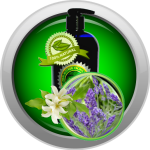 Facial massage oil for normal skin