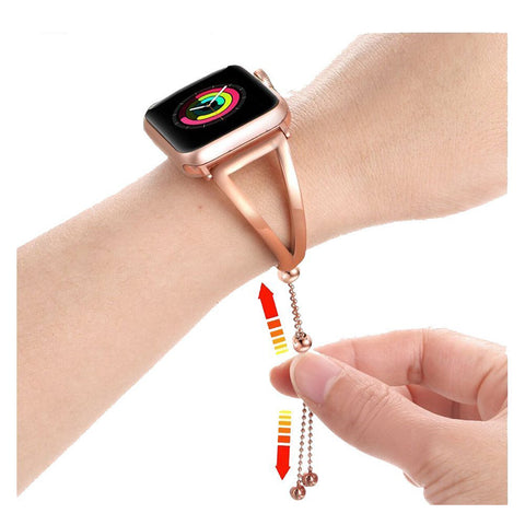 Image of Apple watch wrist belt