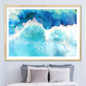 Antuanelle- Abstract Ocean Paintings  buy online from Australian Artist,  Seascape Art for sale, Original Resin Art, Acrylic Prints, Canvas Prints, Gi-Clee Prints