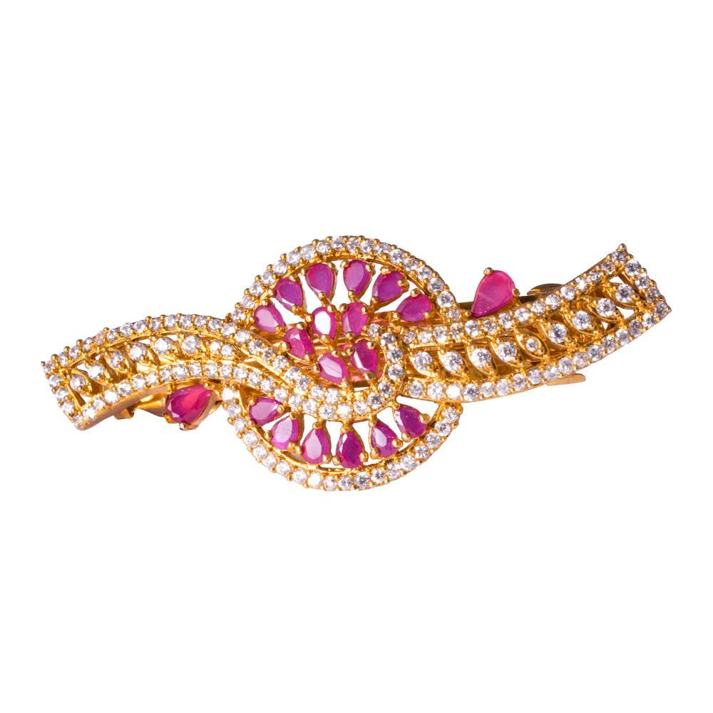 Ruby Wonders Hair Clip