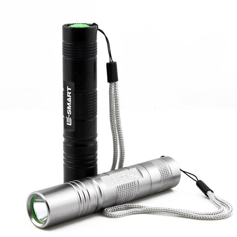 LED Multimode Travel Flashlight Torch