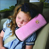 Children Safety Car Seatbelt Pillow