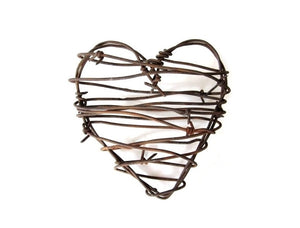 Cowboy Heart / Rusty Metal Heart